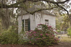 Prayer Chapel at the Presbyterian Church on Edisto Island - Susan Roberts