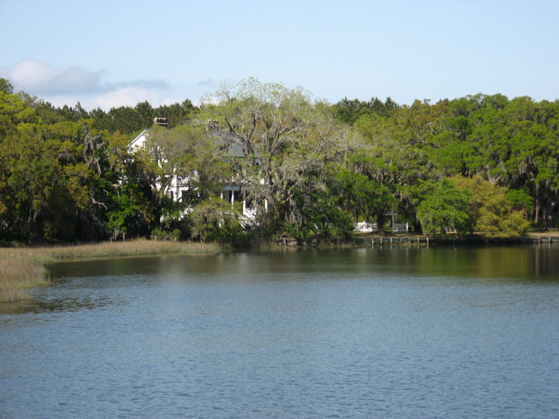 Russell Creek & Windsor Plantation View